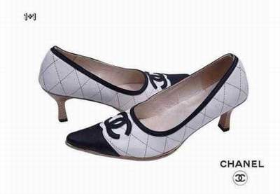 Chaussures chanel nouvelle collection, Chaussures chanel nouvelle collection 91b4714917e