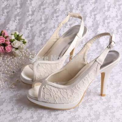 ... chaussure couleur ivoire femme,chaussure ivoire strass,chaussures  mariee ivoire bout rond ... 086533998f7
