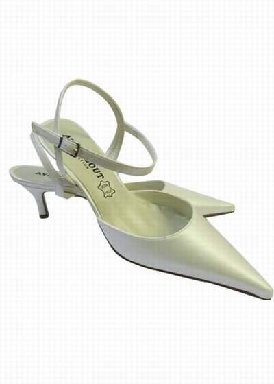 Chaussures ivoire blois chaussures couleur ivoire pour - Chaussure danse de salon femme pas cher ...