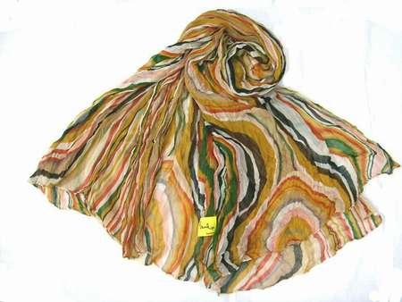foulard desigual jaune