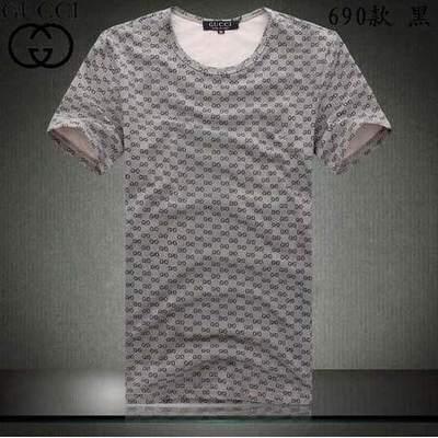 T Shirt Homme Col V Noir Polo Gucci Drapeau T Shirt Gucci Femme En Ligne 0f0717743fb